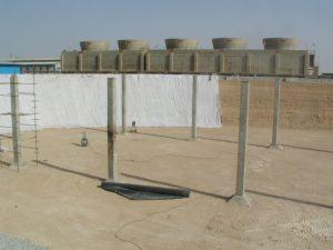 مخزن OR کارفرما : پتروشیمی مارون ، ماهشهر متراژ : 10.000 متر مربع سال اجرا : 1388