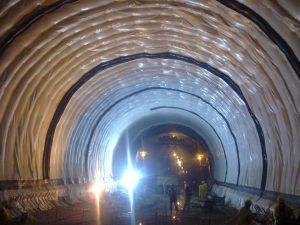 تهران-ایزولاسیون تونل صدر- نیایش سال اجرا : 91