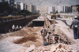 نام پروژه : مترو تهران سال اجرا: 1386 كارفرما: شرکت تراخیت ميزان مصالح بكار رفته : 20.000متر مربع